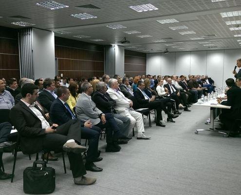 Prezentarea candidaturii domnului Klaus Iohannis la președinția PNL, iunie 2014