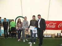 Campionat universitar de minifotbal, etapa 1, cu echipe din vestul tarii, 2014 5