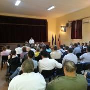Ședință PNL de macrozonă, Sânpetru Mare, august 2014