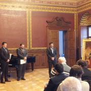 Aniversarea a 140 de ani a Societății de Istorie și Arheologie din Banat, decembrie 2012