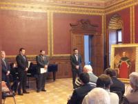 Aniversarea de 140 de ani a Societății de Istorie și Arheologie din Banat, decembrie 2012 1