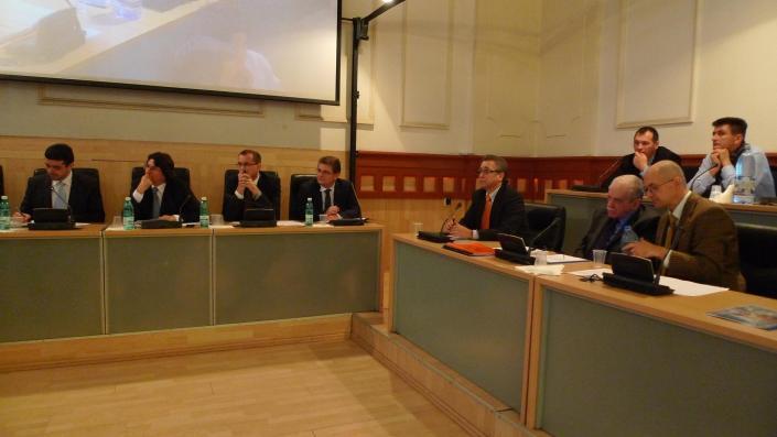 European Business Club, Primaria Timisoara, 27 noiembrie 2012 1