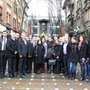 Depunere de coroane la statuia Regelui Ferdinand, 1 Decembrie, 2012 2