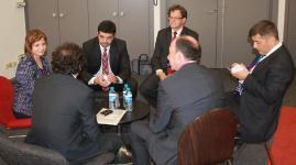Conferința internațională pentru investiții WIC Europe, Strasbourg, 2013 2