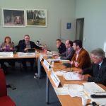 Sedinta de Birou Executiv, Strasbourg, 2014 1