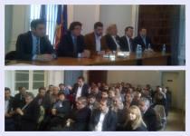 Delegație Permanentă Teritorială PNL Timiș, Jimbolia, ianuarie 2014 1