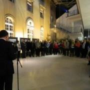"""Deschiderea expoziției """"A 50-a aniversare a Tratatului Elysée"""""""