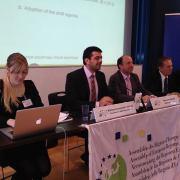 Ședința plenară a Comisiei Economice și de Dezvoltare Regională a Adunării Regiunilor Europene, Bruxelles, 2013 4
