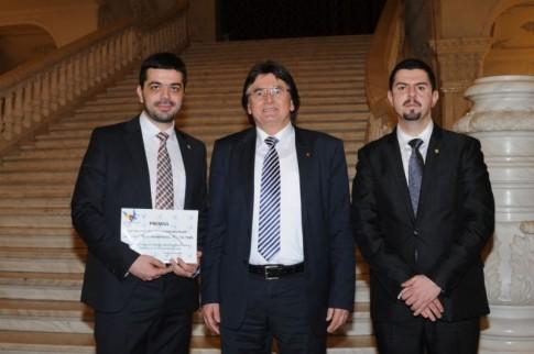 Premiu - cel mai activ tanar liberal 2013