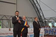 Inaugurarea salii de sport de la Ghilad, 2015 9