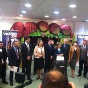 Salonul international de vinuri VINVEST aprilie 2014