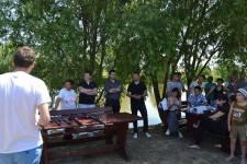 Concurs de pescuit organizat de PNL 1