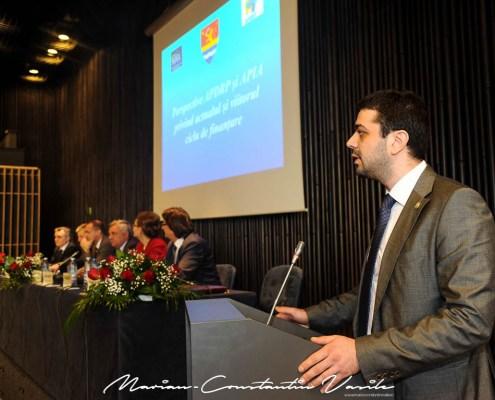 Conferinta privind actualul si viitorul ciclu de finantare ale APDRP si APIA