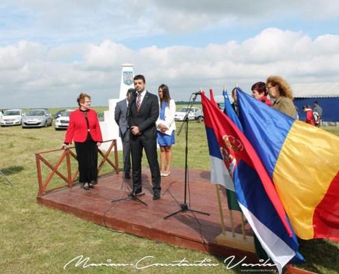 Predarea președinției Euroregiunii DKMT de către județul Timiș județului Bacs-Kiskun, mai 2013