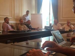 Sedinta grup de lucru CCE - 1