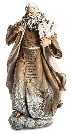 Moses Figurine