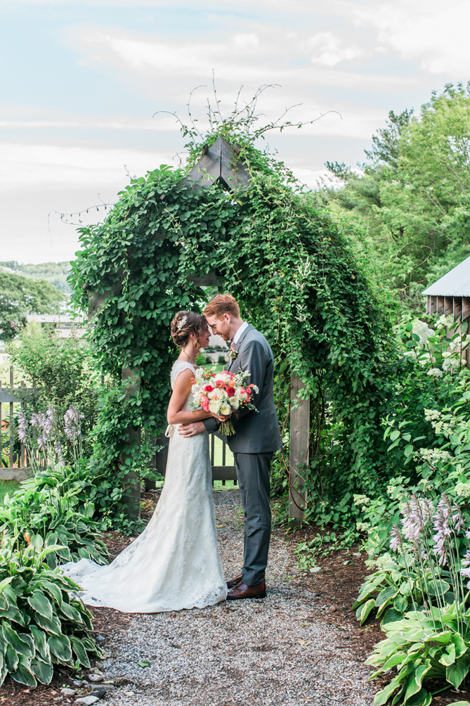 Marianmade Farm Wedding by Maine Tinker