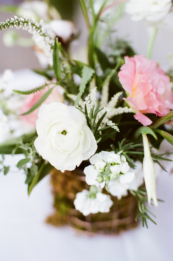 Michelle Peele Wedding Florals by Meredith Perdue