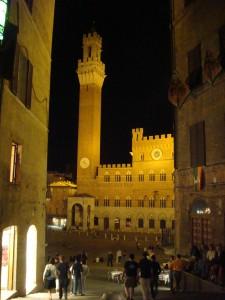 Buonanotte bella Siena
