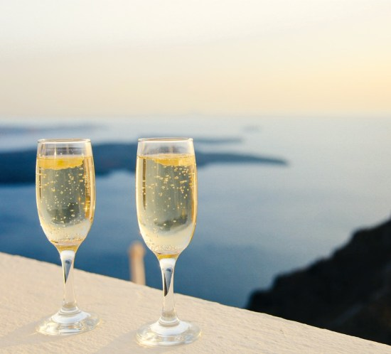 Weekend tips: Champagne breakfast