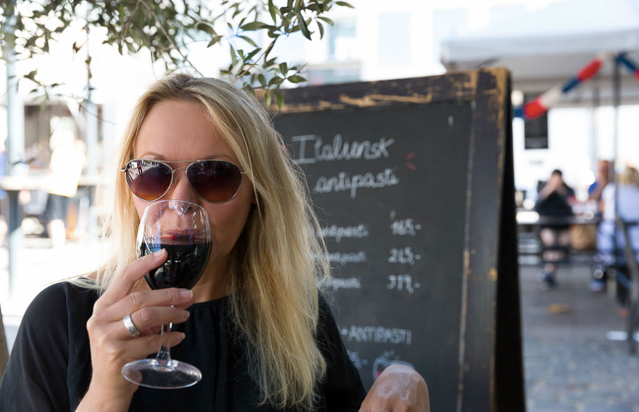 Vinsmaking – eller drikking i København. BLOGG: mariannedebourg.no