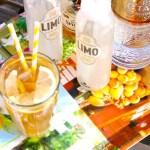 Superenkle drinker med ferdigkjøpt limonade