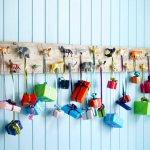 [DIY] Lag selv julekalender til barn av gammel planke