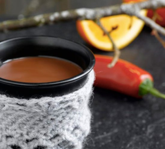 Ingeniørfruens kakao med chili og appelsin