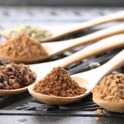 Kryddermiks: Five spice powder