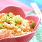 [MAT] Fried rice / stekt blomkålris – 189 kcal (kr 25,56 pr porsjon)