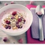 [MAT] FROKOST: Frokostblanding med røde bær