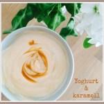 [MAT] FROKOST: Yoghurt med karamell (102 kcal)