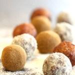 [LØRDAGSGODT] Energibomber – sukkerfrie konfektkuler på 1-2-3