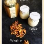 [FROKOST] Yoghurt, nøtter og honning