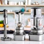 [MAT] Skråstilte kjøkkenmaskiner