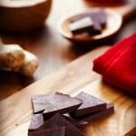 Sjokolade som varmer og pirrer