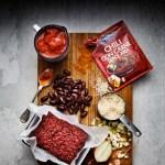 Enkel og kjapp Chili Con Carne