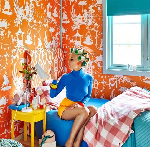 INTERIØR-Årets-farge-2015-oransje