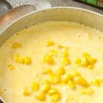 [MAT] Maissuppe med parmesan og trøffel