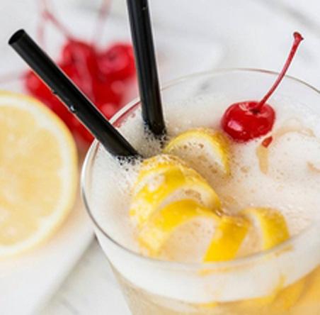 Oppskrift på drinken Disaronno Sour