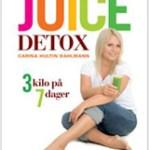 Juice detox – 3 kilo på 7 dager