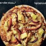 Tortillapizza Pineapple Fajita