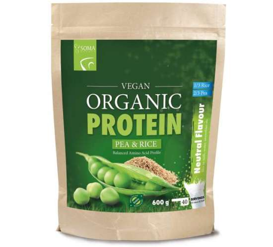 Erte- og risprotein