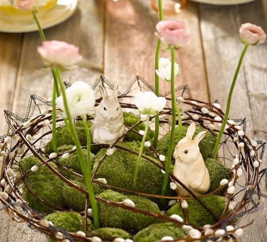 DIY: Kreativ og vakker påskekurv på 1-2-3