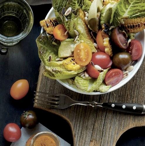 Oppskrift på avokadosalat med smak av guajillo chili