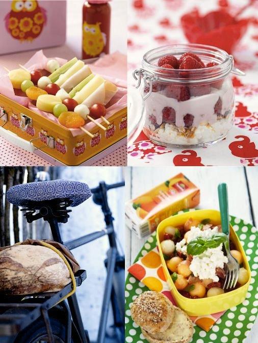 60+ tips til sunne og kreative matpakker (mange uten brød!)