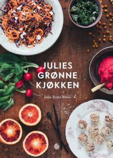 BOKTIPS Julies grønne kjøkken av Julie Ilona Balas