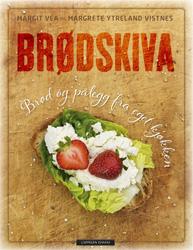 BOKTIPS - Kokeboken Brødskiva - Brød og pålegg fra eget kjøkken