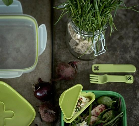 Grønne tips til matpakke og matboks