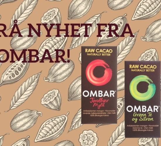 Rå nyhet fra Ombar